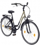 Leader Cityrad 28 Zoll Toury 3-Gang