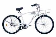 Leader Sturdy 26 Zoll Beachcruiser Weiß (2017)