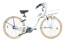 Leader Sturdy 26 Zoll Beachcruiser Damen Weiß (2017)