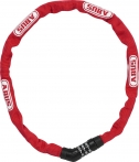 Abus Steel-O-Chain 4804C/75D Rot