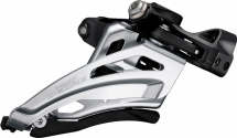 Umwerfer Shimano Deore Side Swing FDM6020MX6,Front Pull,66-69 Mid-Cl.