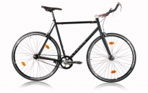"Singlespeed 28"" Leader FF3 Race (2014) Schwarz"