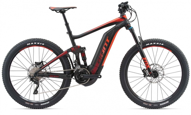 Giant Full E+ 1.5 Pro LTD (2018)