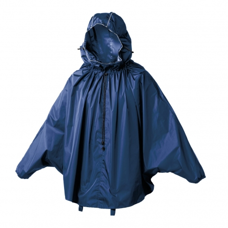 Brooks John Boultbee - Cambridge Rain Cape - blue - Gr. M/L