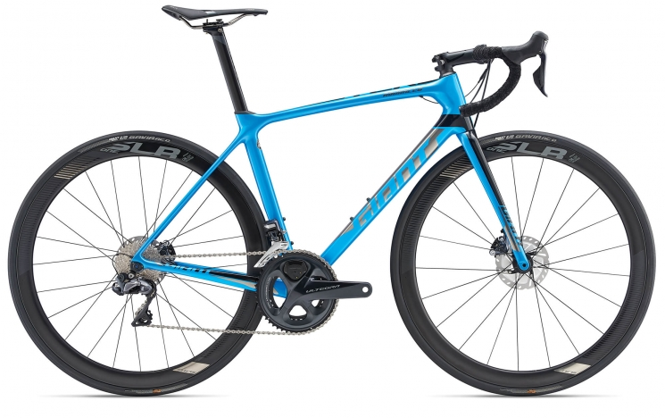 GIANT TCR Advanced Pro 0 Disc (2019)