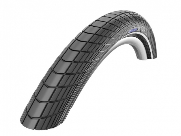 "Schwalbe Big Apple Performance 20"" RaceGuard Reflex"