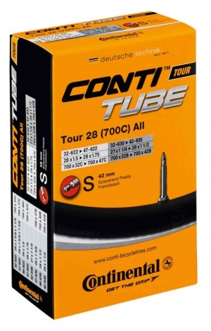 Continental Schlauch Tour 28 AV - 40 mm All
