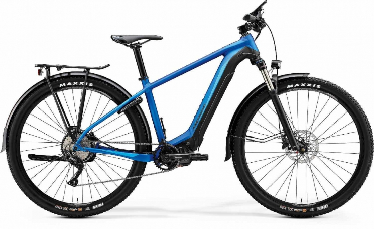 Merida eBIG.NINE 400 EQ (2020)