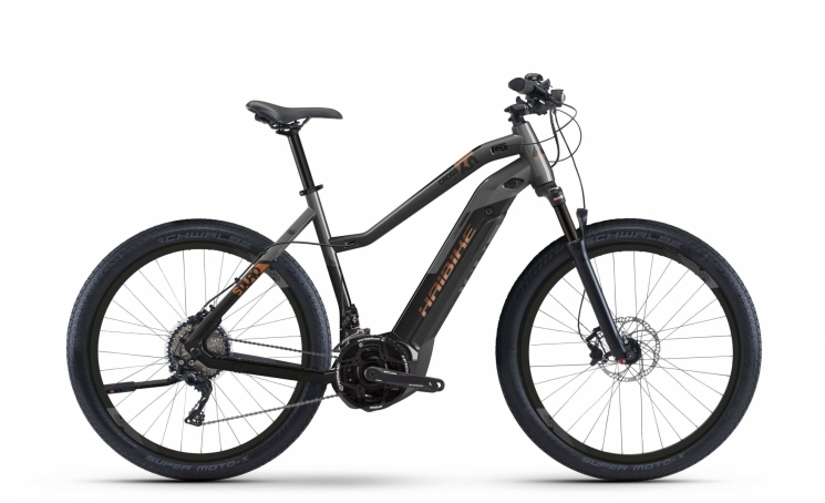 Haibike SDURO Cross 6.0 Damen (2019)