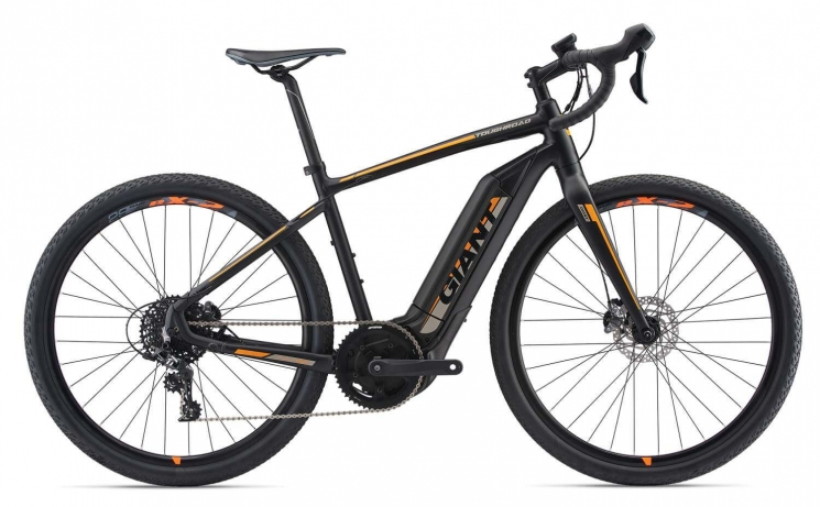 Giant Toughroad E+ GX (2018)