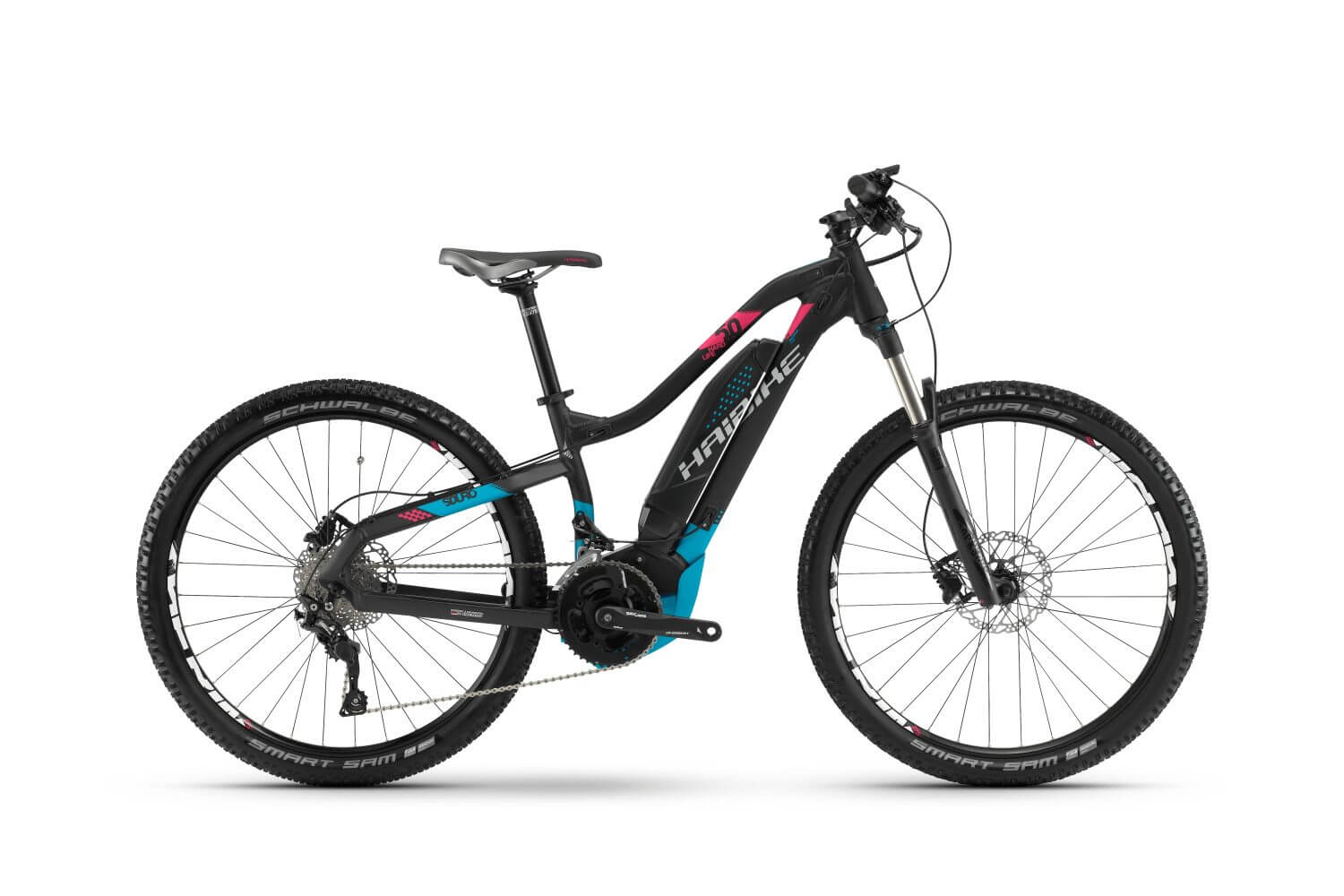 haibike sduro hardlife 5 0 2018 damen e mtb s. Black Bedroom Furniture Sets. Home Design Ideas