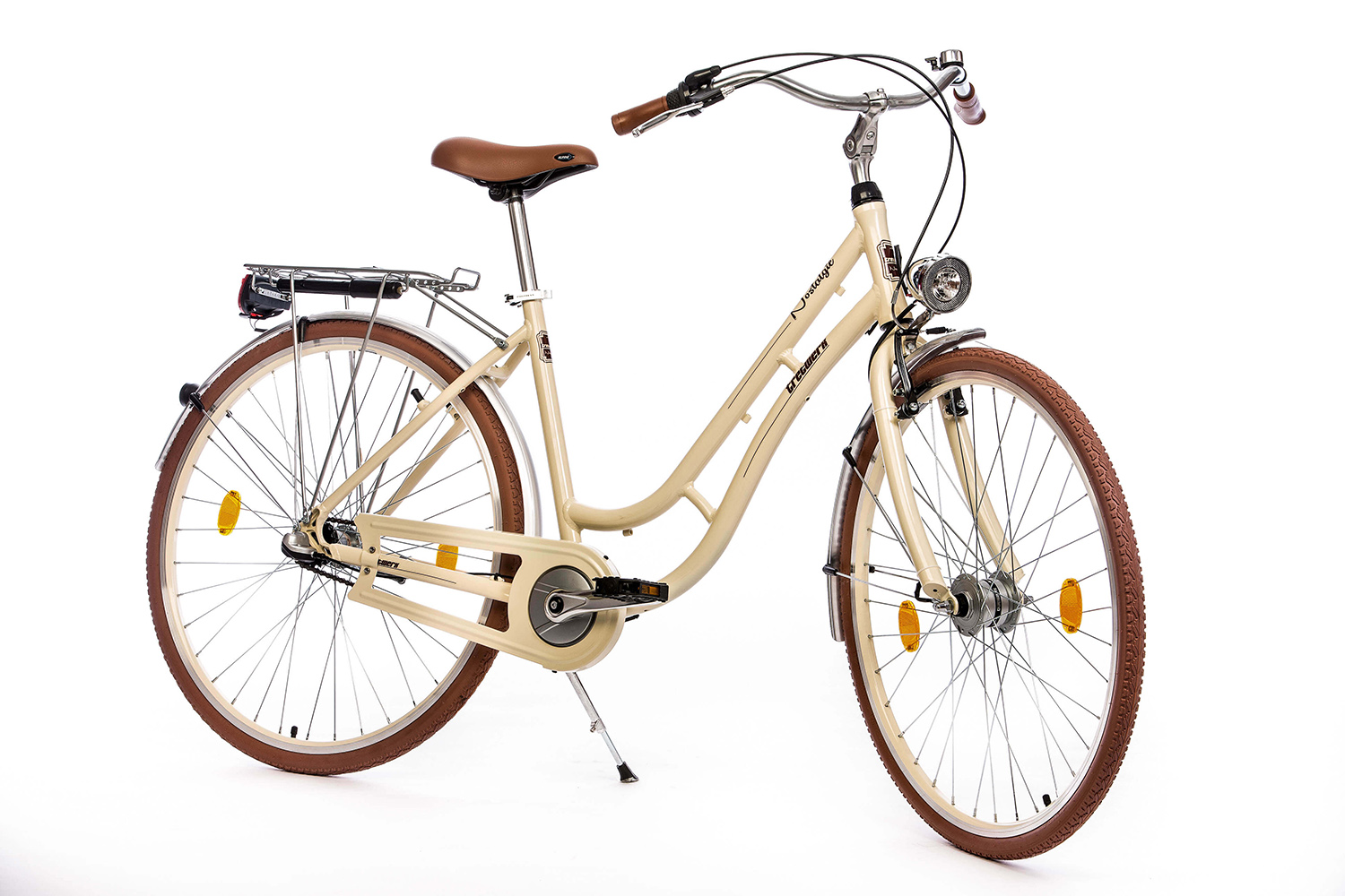 tretwerk nostalgie 28 zoll citybike creme 3 gang 2016. Black Bedroom Furniture Sets. Home Design Ideas