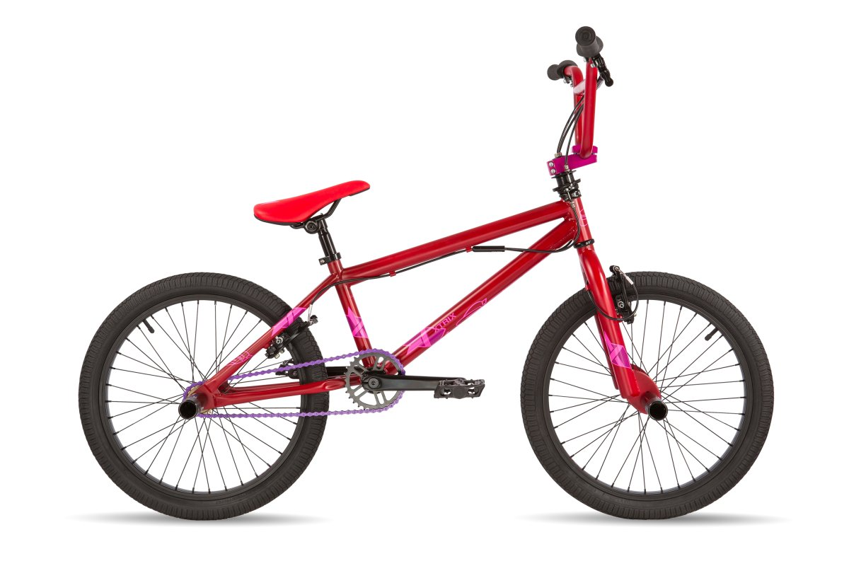 s cool xtrix 2018 rot bmx. Black Bedroom Furniture Sets. Home Design Ideas