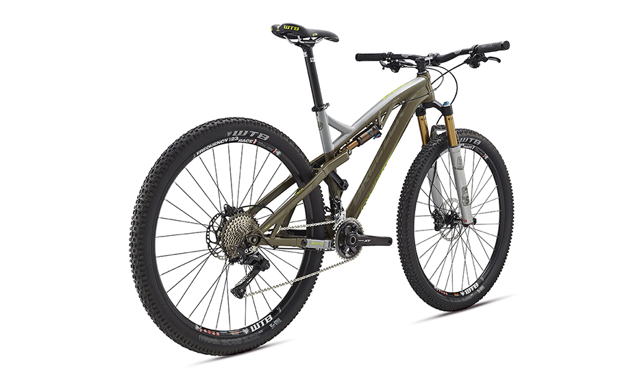 breezer supercell team 29 zoll mountainbike dunkelgr n silber 2016 fullys. Black Bedroom Furniture Sets. Home Design Ideas