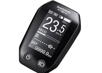 Shimano Steps E6010 Display