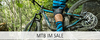 Mountainbikes im Sale
